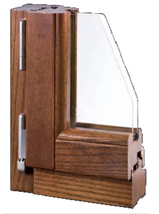 Finestre in legno ecofinestre serramenti e infissi in legno alluminio pvc verona - Finestre di legno ...