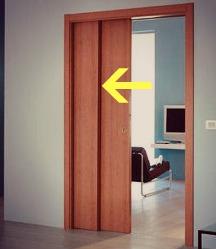 Tipi di aperture porte ecofinestre serramenti e infissi in legno alluminio pvc verona - Tipi di porte interne ...