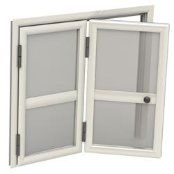 Zanzariere per finestre con persiane awesome infissi finestra a vasistas in alluminio - Finestra con veneziana integrata ...