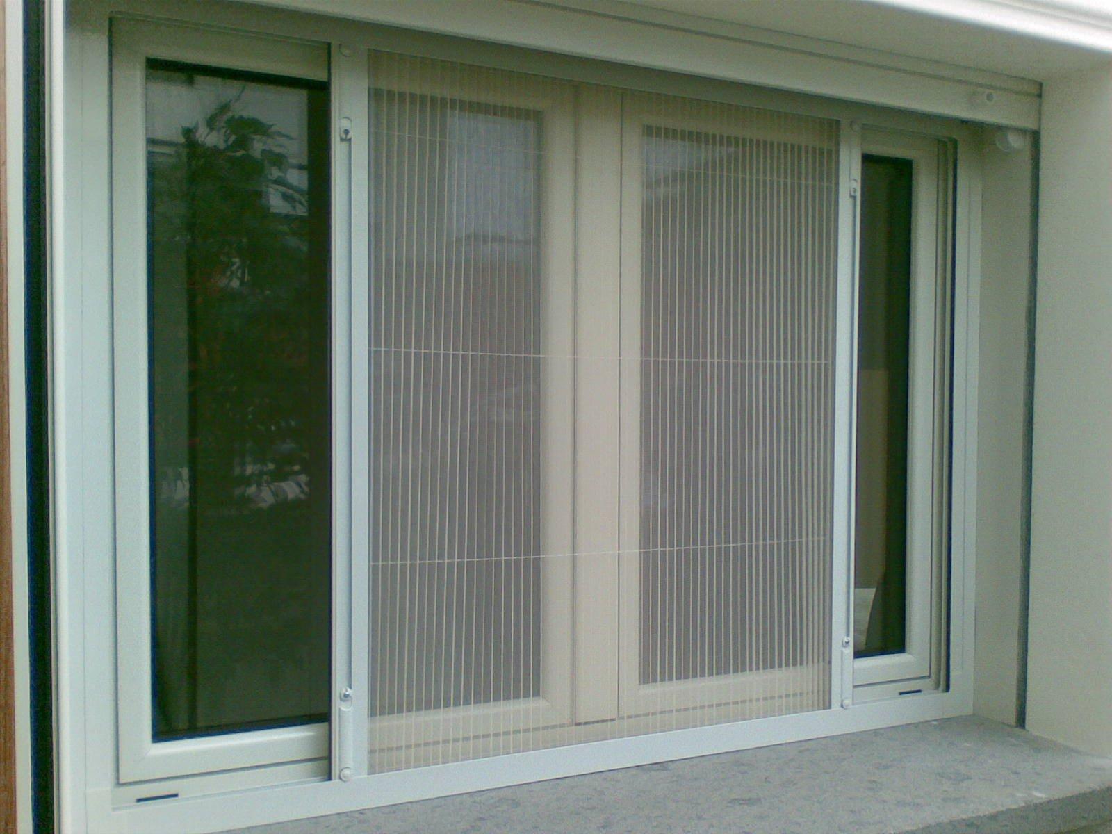 Novita 39 2015 il plissettato ecofinestre serramenti e for Ikea zanzariere per finestre
