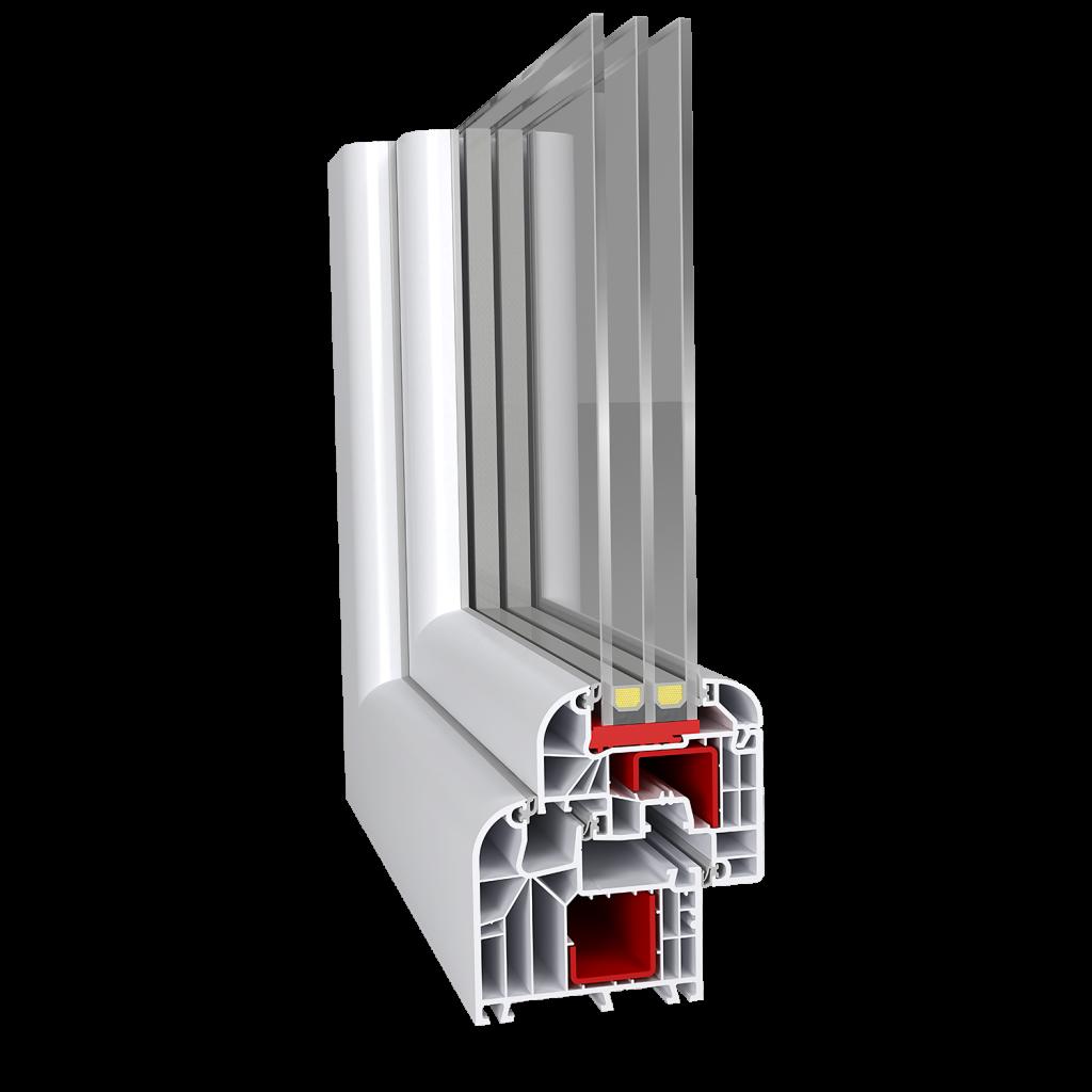 Finestre pvc aluplast ecofinestre serramenti e infissi - Finestre pvc verona ...