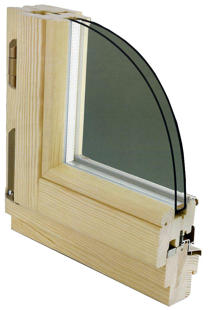 Profilo in legno 68mm - Finestre pvc verona ...