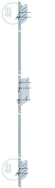 Serrature per porte d 39 ingresso in pvc e alluminio ecofinestre serramenti e infissi in legno - Serrature per finestre ...