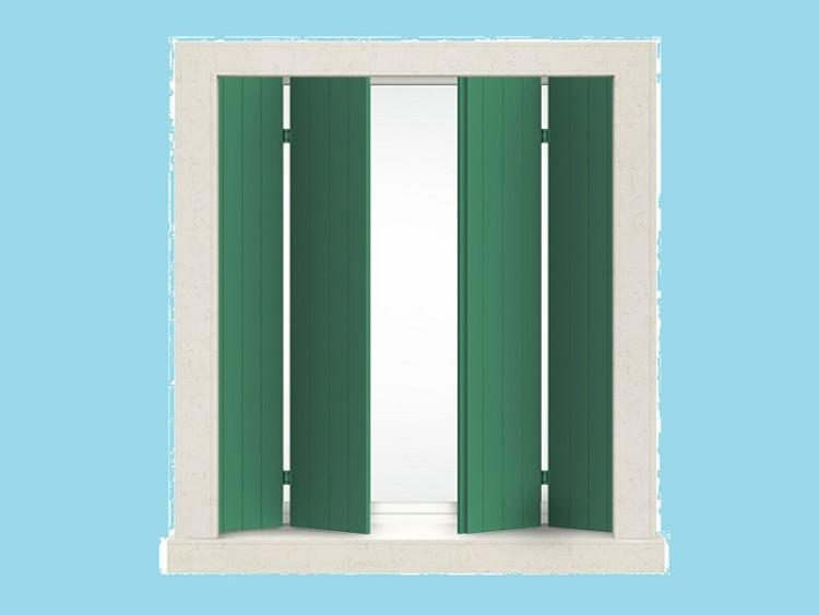 Scuretti in alluminio ecofinestre serramenti e infissi for Scuri in pvc prezzi